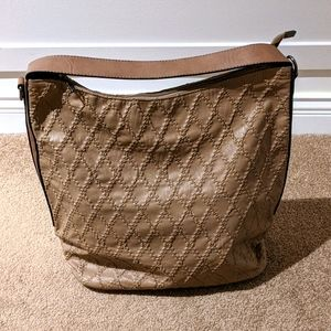 Nwt tan colored hobo purse